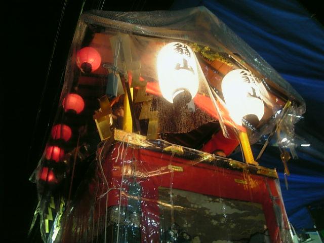 丹波の祇園祭