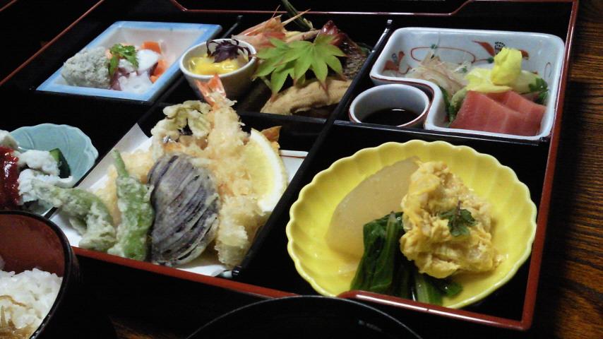 「京懐石 門」のお弁当